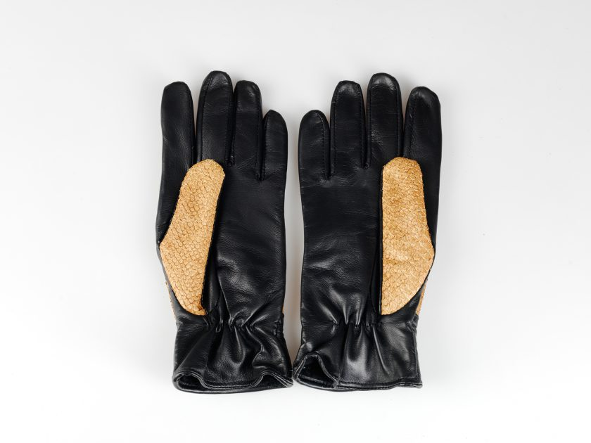 Fishskin Gloves
