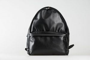 vegetable tanned leather Backpack